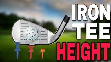 3 THINGS TO KNOW - IRON TEE HEIGHT