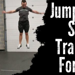 Adding Power to Your Golf Swing - Jump and Sprint Training for Golf