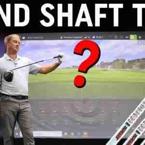 Driver Shaft Flex Blind Comparison | Golf Shaft Flex & Weight Matters!