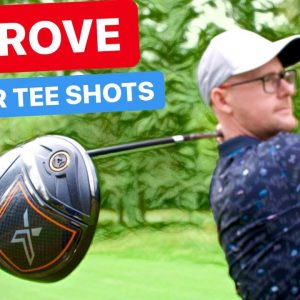 GOLF DRIVING BASICS TO IMPROVE YOUR TEE SHOTS