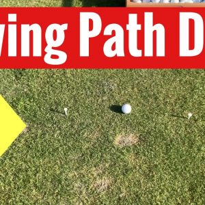 Golf: Swing Path Drill