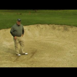 Golf Tips : Sand Shot Tips