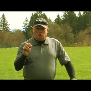 Golf Tips : The Iron Tee Shot