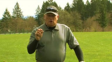 Golf Tips : The Iron Tee Shot