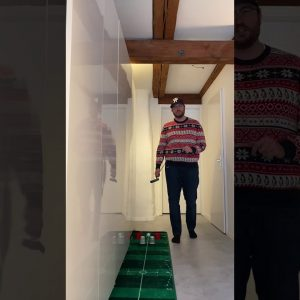 Indoor Putting Task