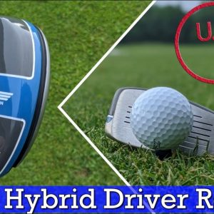 Teton Hybrid Driver Field Test - Can This Replace a Traditional Golf Driver?