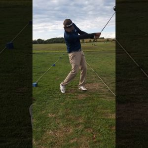 Teaching my Golf students how to hit Driver from Fairway