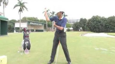 Tray Drill for Golf