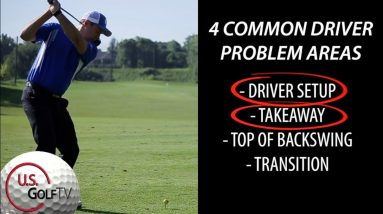 4 Common Areas That Plague Your Driver (How to Hit Driver Straight)