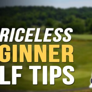 Beginner Golf Tips Basics ➜ Play Consistent Golf Today