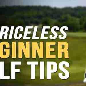 Beginner Golf Tips Basics ➜ Play Consistent Golf Today