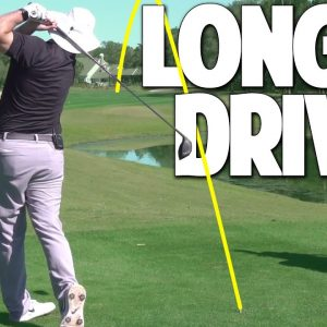 Golf Distance - How To Hit The Driver Longer