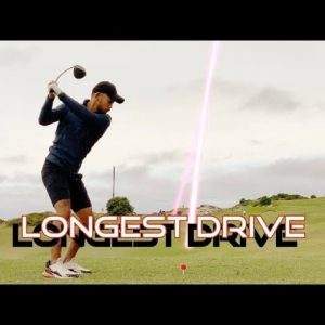 Golf Range. Progress of me learning to hit driver.