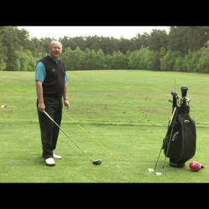 Golf Tips - Shaft Plane with a Driver