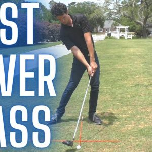 GOLF'S ULTIMATE DRIVER CRASH COURSE [Setup | Swing | Slice/Hook Fixes]