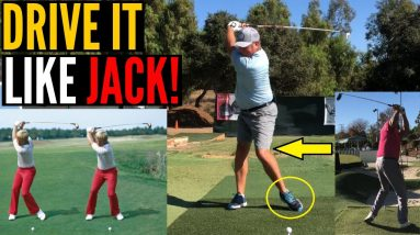 Hit Your Driver Like Jack Nicklaus!