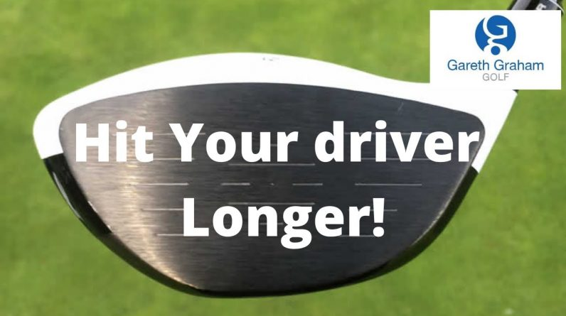 Hit your driver longer! Strike test! // Test
