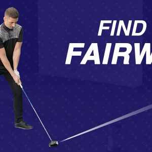 How to Hit THE FAIRWAY FINDER // Driver Tee Shot Under Pressure