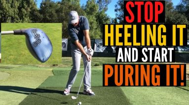 Stop HEELING Your Driver and Start Hitting It PURE!