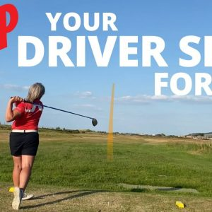 STOP YOUR DRIVER SLICE FOREVER - HIT STRAIGHTER TEE SHOTS
