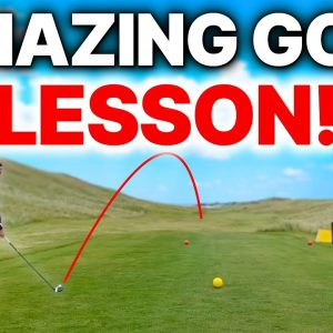 the GOLF DRIVING LESSON that could CHANGE YOUR GAME! 🔥