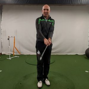 Golf Drills For The Lounge No 21 - A Drill To Improve The One Piece Takeaway And Trigger The Swing