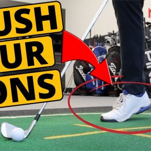 2 KILLER DRILLS TO CRUSH YOUR IRONS!