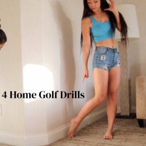 At Home Golf Drills