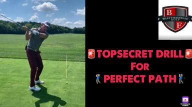 🚨Topsecret drill to building a good golf swing🚨