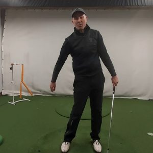 Golf Drills For The Lounge No 19 -  A Drill To Eliminate Slicing Or To Improve Strike