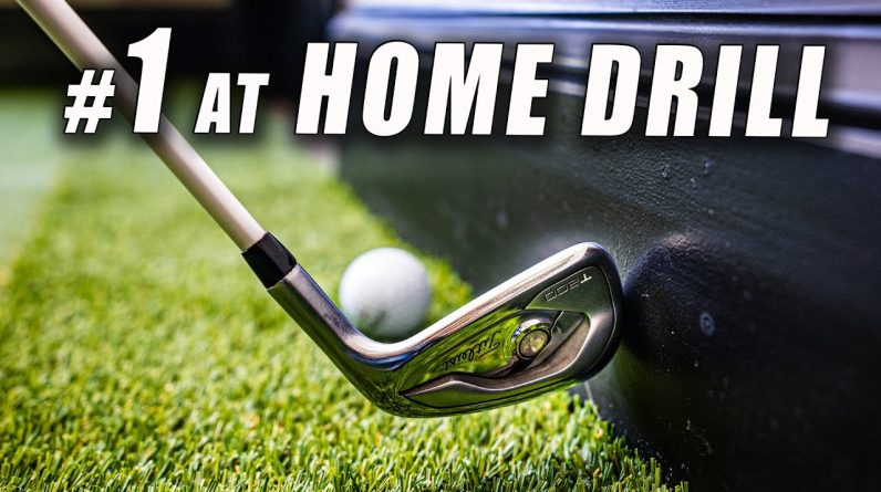 The #1 At Home Golf Drill to Fix Your Backswing