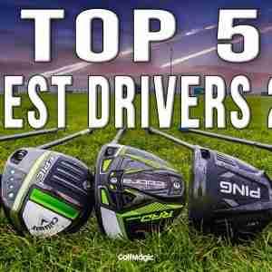 Best Golf Drivers 2021 | LONGEST Drivers On PGA Tour