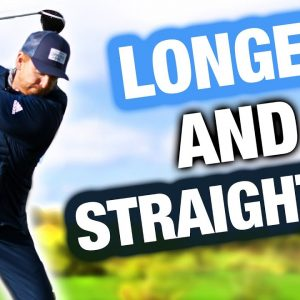 Hitting Your Driver Is SO MUCH EASIER With These 2 Golf Tips | ME AND MY GOLF