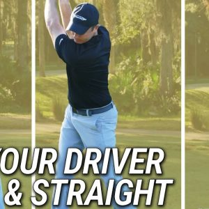 Simple Golf Tips | Hit Your Driver Long & Straight