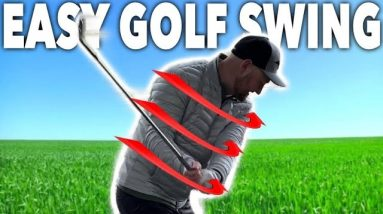 THIS MAKES THE GOLF SWING SO SIMPLE - SIMPLE GOLF TIPS