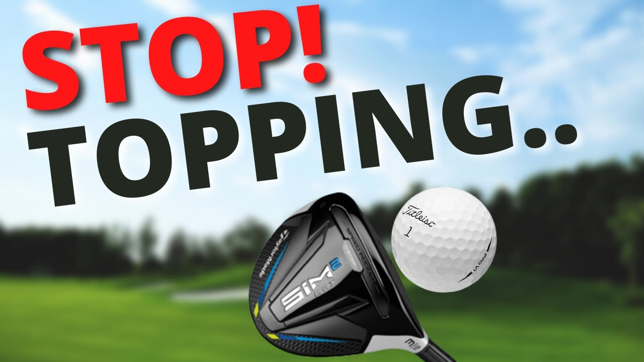 HOW TO HIT A FAIRWAY WOOD OFF THE GROUND!