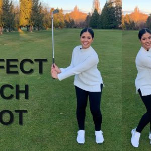 How to Play the Perfect Pitch Shot in Golf to Master your Short Game!!