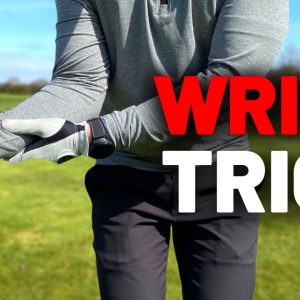 IT'S ALL IN THE WRISTS: STOP BLADING and CHUNKING chip shots