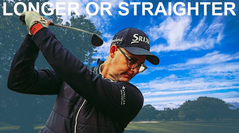 The Golf Skill GOLFERS are getting WRONG LONGER or STRAIGHTER Driver