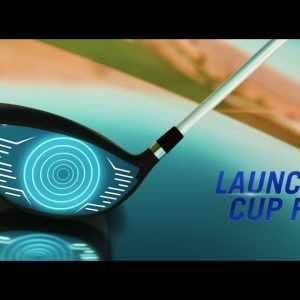 Golf For Beginners Video |Cleveland Launcher HB Driver: Don't just hit it, Launch It