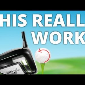 Hit the Driver Straight with This Simple Drill