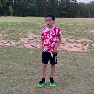 How to hit a pitching wedge for kids