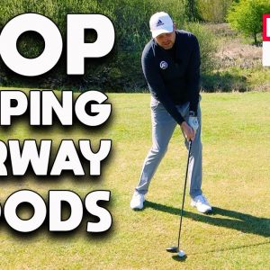 STOP TOPPING YOUR FAIRWAY WOODS | FRIDAY GOLF FIX