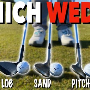 WHAT WEDGE SHOULD YOU USE? Simple Golf Tips