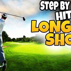 Hit The Longest Drive in Golf | How to Hit The Longest Drive in Golf (Easy Step-by-Step Guide!)