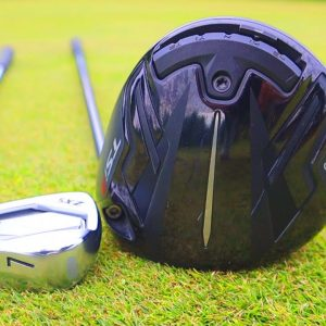 Easy golf tip to improve your DRIVER SWING and IRON SWING