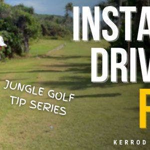 HOW TO HIT DRIVER CONSISTENTLY UNDER PRESSURE