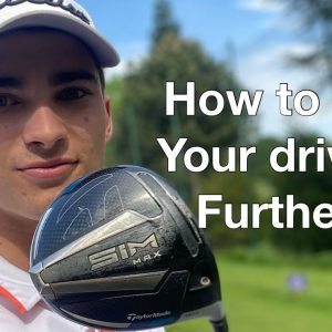 How to hit your driver further