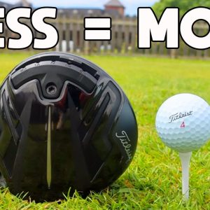 Swing SLOWER but hit your DRIVER FARTHER. Every golfers wants this!!