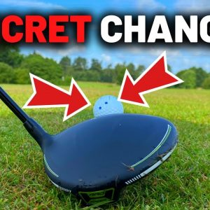 The secret to striking the golf ball PURE EVERY TIME! DRIVER IRONS WEDGES